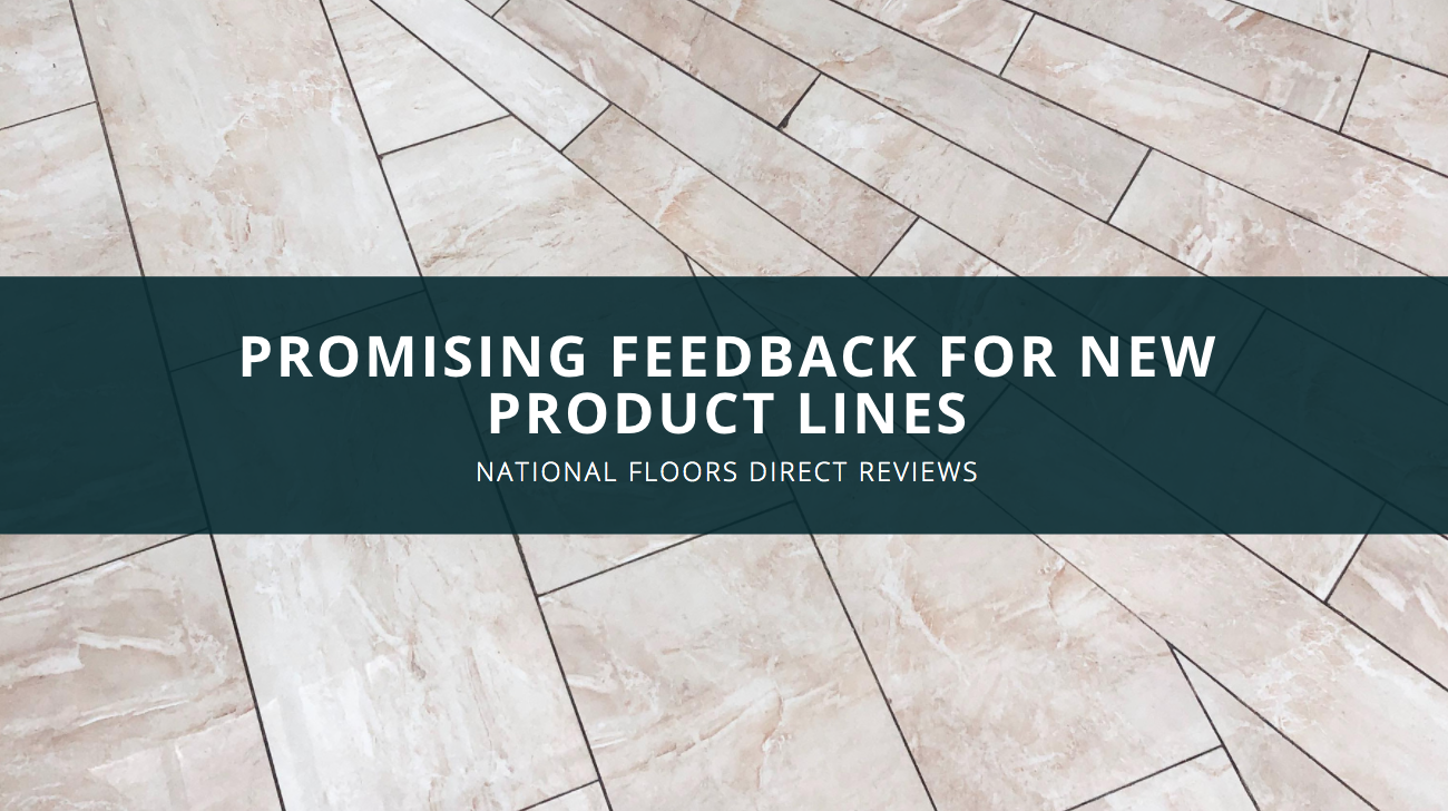 National Floors Direct Reviews Show Promising Feedback for New Product Lines
